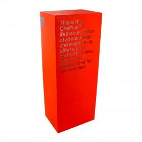 Caixa OnePlus, OnePlus 7T, SEM equipamento e acessórios, Original