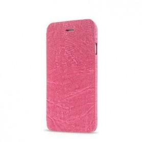 Itskins, Flip Cover, Apple iPhone 6, 6s,7,8,SE2020, Lipstick Pink, AP6S-LPSTK-PINK