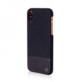 Uunique, Designer Back Cover, Apple iPhone X, Xs, Black, UUIP8FSH004
