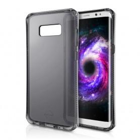 Itskins, Spectrum, Samsung G955F Galaxy S8 Plus, black, Drop Protection Cover, SGP8-SPECM-BLCK