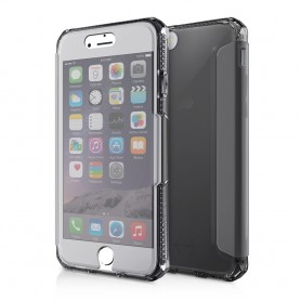 Itskins, Spectra Vision, Apple iPhone 6, 6s, 7, 8, SE2020, Black, Book Cover, APH7-SPEVI-BLCK