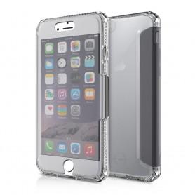 Itskins, Spectra Vision, Apple iPhone 6, 6s, 7, 8, SE2020, Transparent, Book Cover, APH7-SPEVI-TRSP