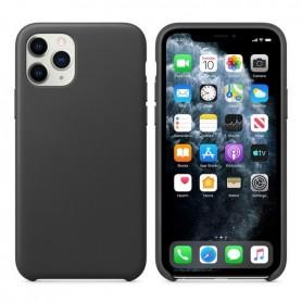 Cyoo, Alcantara, iPhone 12 (6.7 Zoll), black, CY121871