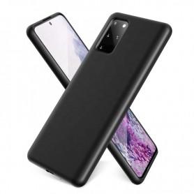 Capa Rígida Cyoo, Premium Liquid Silicone, Samsung N980F Galaxy Note 20, Preto, CY121884