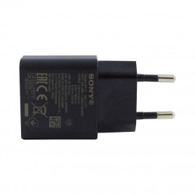 Sony, UCH12 quickcharger, black, 2.7A