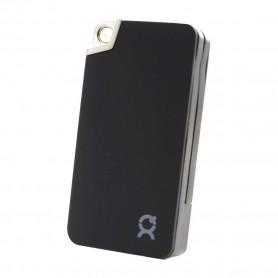 Banco de Energia Xqisit, Lightning e MicroUSB, 1500mAh para iPhone, Preto, 21694