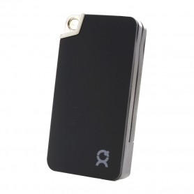 Xqisit, Power Bank, Lightning and MicroUSB, 1500mAh, Black, Made for iPhone, 21694