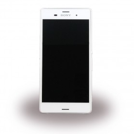 Sony 1290-6075, LCD Display / Touch Screen, Sony Xperia Z3, White