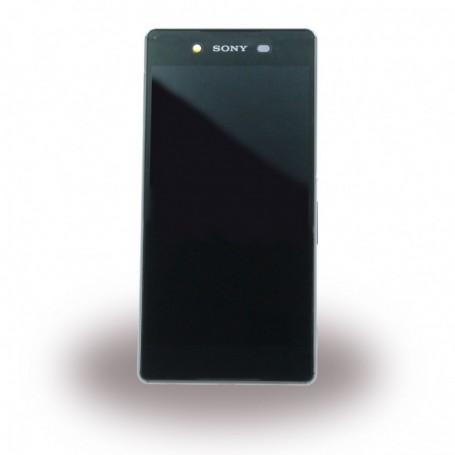 Sony 1293-1496, LCD Display + Touch Full Set, Xperia Z3 Plus /Xperia Z4, Black