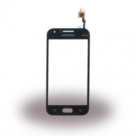 Samsung, GH96-08064C, Digitizer / Touchscreen, SM-J100H Galalxy J1 Duos, Black