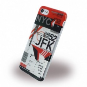 Benjamins BJ7AIRJFK AirPort JFK New York Silicone Cover / Phone Skin Apple iPhone 7, 8
