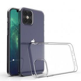 Capa em Silicone Cyoo, Ultra-fino, iPhone 12 mini ´5.4 Zoll´, Transparente, CY121995