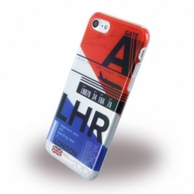 Benjamins BJ7AIRLHR AirPort LHR London Heathrow Silicone Cover / Phone Skin Apple iPhone 7, 8