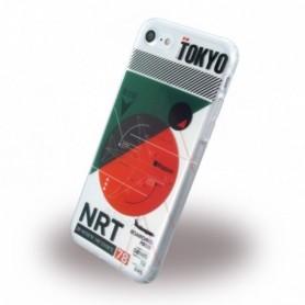 Benjamins BJ7AIRNRT AirPort NRT Tokyo Silicone Cover / Phone Skin Apple iPhone 7, 8