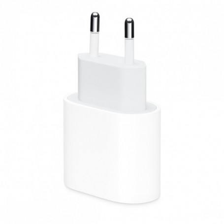 Apple, MHJE3ZM / A, Type, C, 20W, white, Original Power Adapter Charger, MHJE3ZM/A