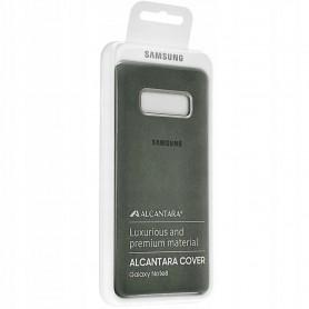 Capa Samsung, EF-XN950 Alcantara, N950F Galaxy Note 8, Cáqui, Original, EF-XN950AKEGWW