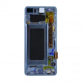 Samsung, GH82-18849C, G975F Galaxy S10 Plus, prism blue, Full Set, Original Lcd Display Touchscreen Spare part