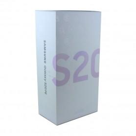 Caixa Samsung, G780F Galaxy S20 FE, SEM equipamento e acessórios, Original