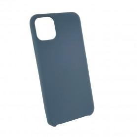Capa Rígida Cyoo, Premium Liquid Silicone, iPhone 11 Pro Max, Cinzento, CY122175