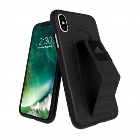 Adidas, SP Grip, Shockproof Hardcover, Apple iPhone X, Black, 29605