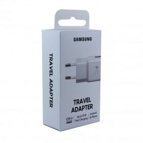 Adaptador Samsung, EP-TA20EWE USB, sem Cabo, Branco, Original, EP-TA20EWENGEU