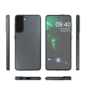 Capa em Silicone Cyoo, Ultra-fino, G996F Galaxy S21 Plus, Transparen, CY122244