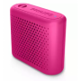 Philips, BT55B Bluetooth loudspeaker, Pink, Tragbar Garten Balkon Urlaub Outdoor Freizeit Camping, BT55P/00