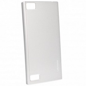 USAMS Faceplate Richy Series for BlackBerry Z3 silver