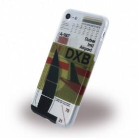 Benjamins BJ7AIRDXB Silicone Cover / Case Apple iPhone 7, 8 Airport DXB Dubai