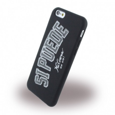 Si Puede C6SIPUEDE Silicone Skin Apple iPhone 6, 6s Black