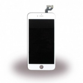 Apple iPhone 6s Plus Spare Part LCD Display / Touch Screen White, CY118601