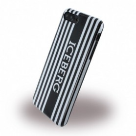 Iceberg ICE7PSTRIPE Silicone Cover / Case Apple iPhone 7 Plus, 8 Plus Stripe