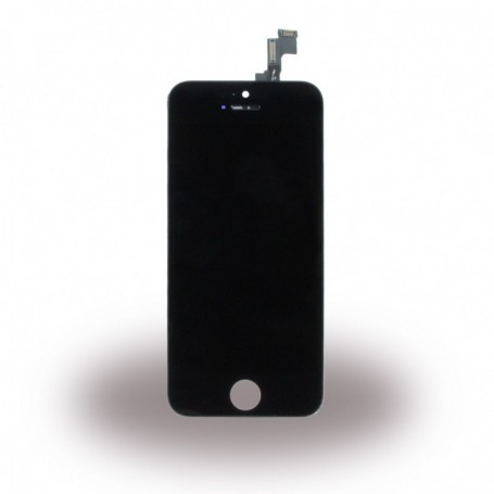 Apple iPhone 5s/SE, OEM Spare Part, LCD Display / Touch Screen, Black