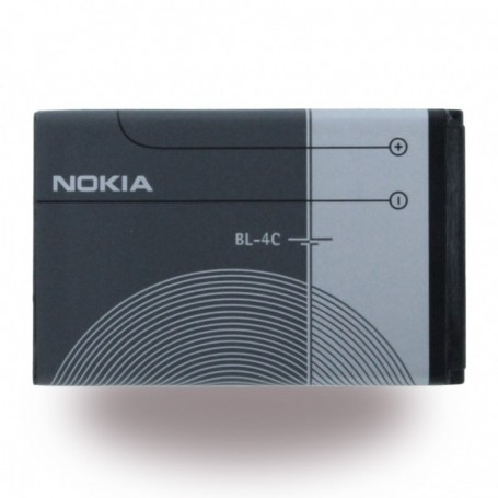 Nokia, BL-4C, Li-Ion Battery, 6100, 890mAh, 278803