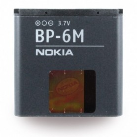 Nokia BP-6M Li-Polymer Battery 3250 1070mAh, 278818