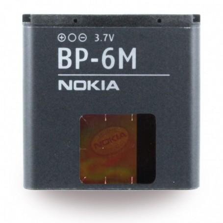 Bateria Nokia BP-6M Li-Polymer 3250 1070mAh, Original, 278818
