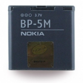 Nokia BP-5M Li-Polymer Battery 5610 XpressMusic 900mAh, 276524