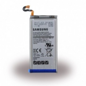 Samsung, EB-BG950ABA, Lithium-Ion Battery, G950F Galaxy S8, 3000mAh