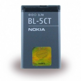 Nokia, BL-5CT, Li-Ion Battery, 3720 classic, 1050mAh, 02705N2