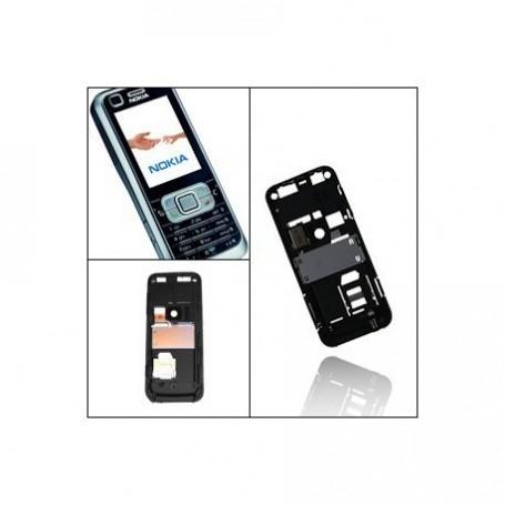 Middle Nokia 6120c Black