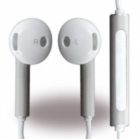 Auscultadores Huawei Stereo 3.5mm Jack, Branco, Original, AM116