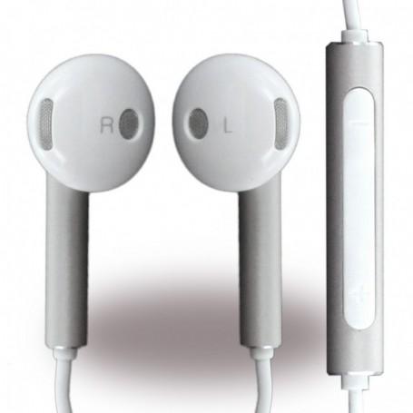 Huawei, Stereo Earphone, 3.5mm Jack, White, 22040281