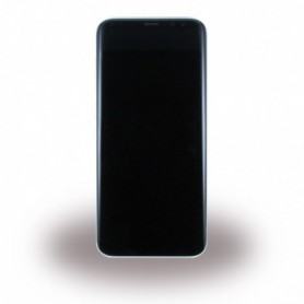 Módulo do Ecrã Samsung G955F Galaxy S8 Plus com Moldura, Prateado, Original, GH97-20470B