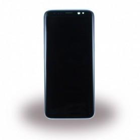 Módulo do Ecrã Samsung G950F Galaxy S8 com Moldura, Cinzento, Original, GH97-20457C /20458C