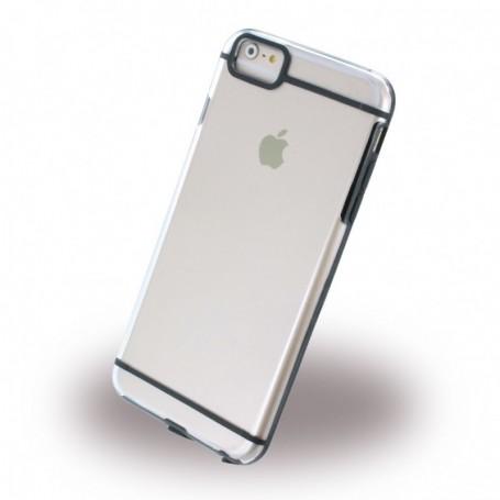 UreParts Ultra Thin Clear Cover Apple iPhone 6 Plus, 6s Plus Black, 160200