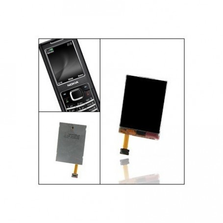 Ecrã LCD Nokia 3120c / 6500c / 7310s / E51 / E90