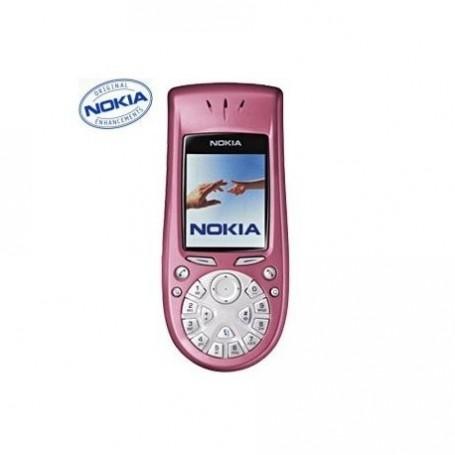 Capa Nokia 3650 Vermelho SKR-323