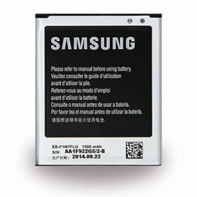 Samsung, EB-F1M7FLU, Li-Ion Battery, i8190 Galaxy S3 mini, 1500mAh, EB-F1M7FLUCSTD
