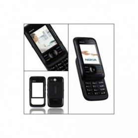 Cover Nokia 5200 Black (2 parts set)