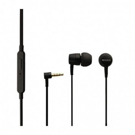 Sony, MH750, Stereo Headset, 3,5mm jack Black, 1256-7788.3